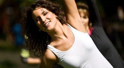 Adaptación de la mujer al ejercicio físico.