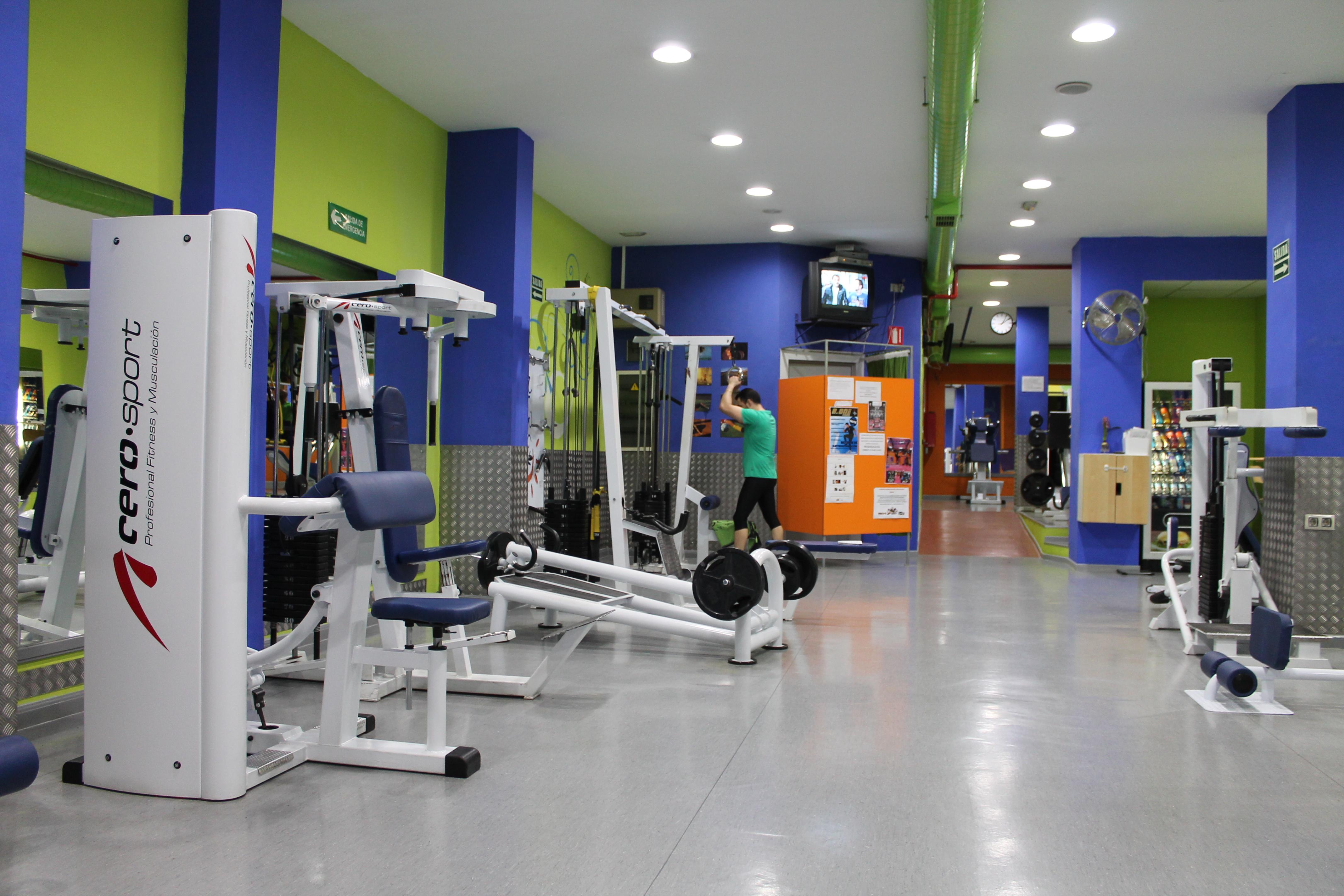 Ofertas bonos de gimnasio energy albacete for Gimnasio energy