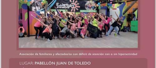 Master Class de BaileActivo a beneficio de APANDAH