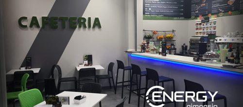 ¿Quieres ganar una comida gratis para dos en la Cafetería Energy?