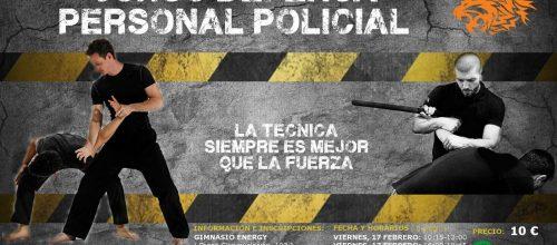Cursos Defensa personal en Febrero en Gimnasio Energy Albacete