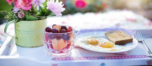 Alimentación saludable en Semana Santa