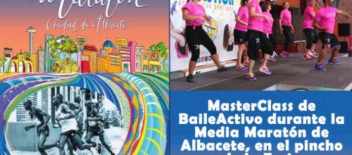 Masterclass Baileactivo en la Media Maratón 2017
