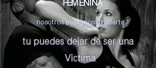 Curso Defensa personal femenina en Octubre