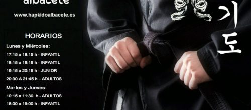 Clases de Hapkido infantil en Gimnasio Energy