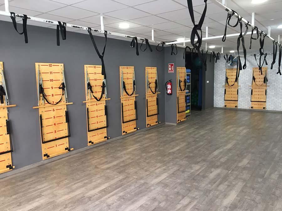 Nuevo pilates con tablas spring board en gimnasio energy for Gimnasio energy