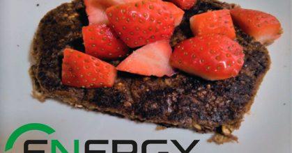 Recetas de nuestra nutricionista: Tortita de cacao y avena
