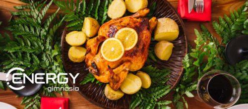Consejos de nutrición para disfrutar de la navidad de manera saludable