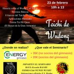 TAICHI DE WUDANG | Gimnasio Energy Albacete