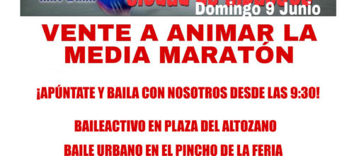 Energy animará el medio maratón de Albacete